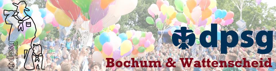 DPSG Bezirk Bochum & Wattenscheid
